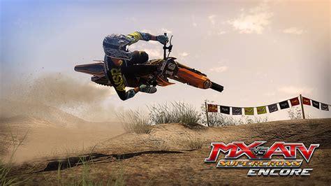 mx vs atv motocross mx vs atv supercross encore xbox one zavvi