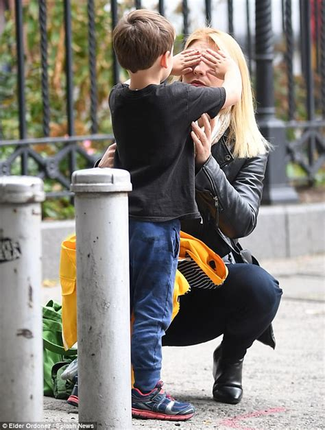 claire danes son claire danes enjoys walk with son cyrus and hugh dancy