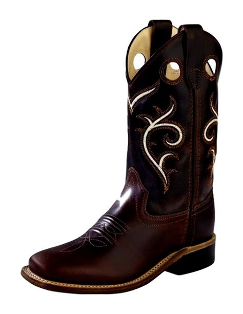 boys cowboy boots west cowboy boots boys broad square toe