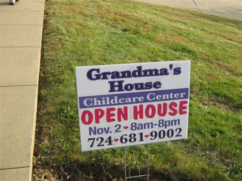 grandma s house daycare pennsylvania sbdc grand opening grandma s house childcare center