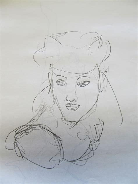1 Min Sketches 1 minute sketch 04 18 11 by stephenbergstrom on deviantart