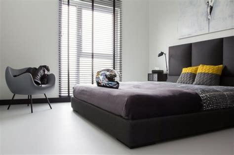 deco chambre lit noir d 233 co chambre lit noir