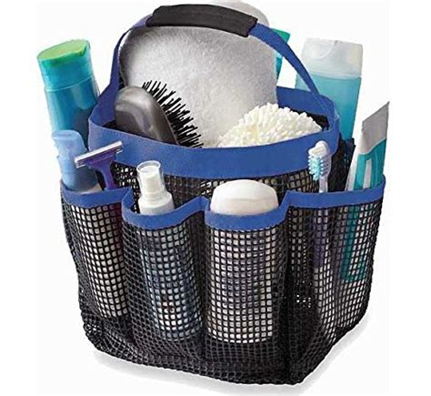 wholeness home mesh shower caddy