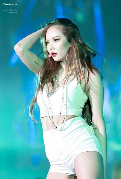 hyuna heart tattoo 504 best hyuna images on pinterest
