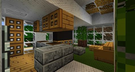 Kitchen Ideas Minecraft Minecraft Kitchen Idea Minecraft Goodies