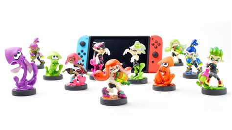 your classic splatoon amiibo will be supported in splatoon