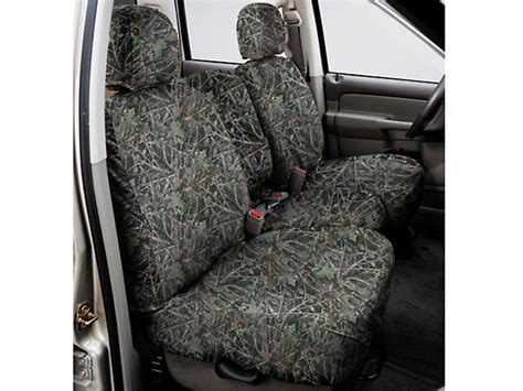 04 f 150 camo seat covers covercraft seat saver f 150 conceal green camo front
