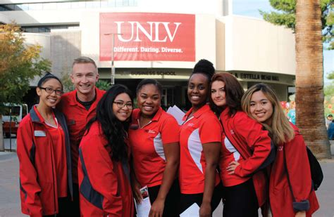 Unlv Mba Classes by Welcome To Unlv Unlv Visitor S Guide
