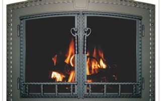 Wood Burning Fireplace Glass Doors Wood Fireplaces Wood Fireplace Products Cleveland