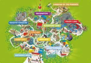 map legoland california legoland germany map