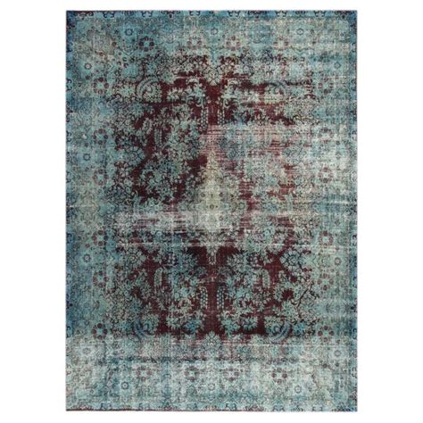 beautiful rugs simply beautiful overdyed rug for sale at 1stdibs