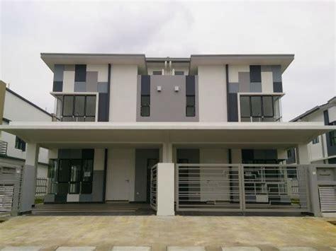 avenue f a contemporary home with a detached guest house jurgita eidėjienė semi detached cluster house setia alam