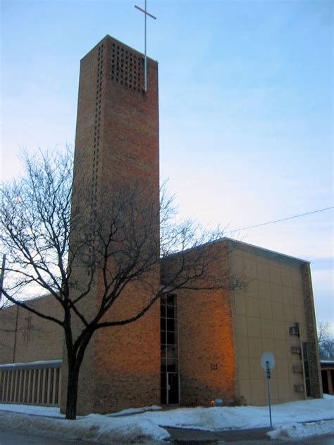 contemporary lutheran church