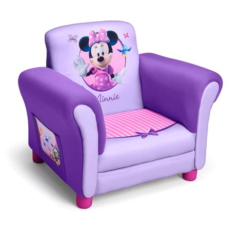 Minnie Mouse Recliner by Delta Children Minnie Mouse Club Chair Free Shipping