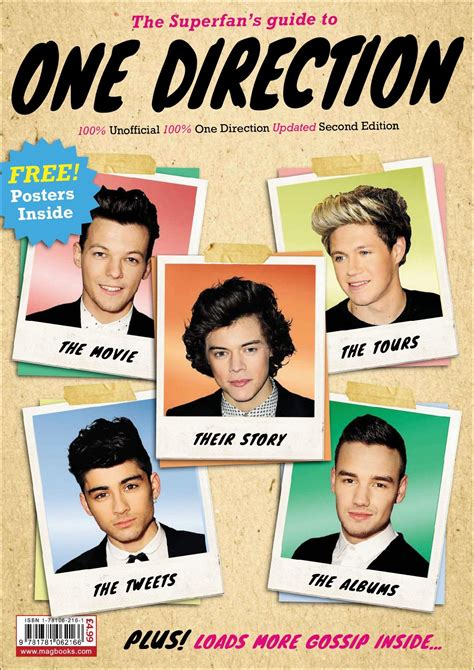The Superfan S Guide To One Direction 100 Unofficial the superfan s guide to one direction magazine digital discountmags