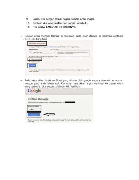 cara membuat akun gmail tambahan cara membuat akun gmail