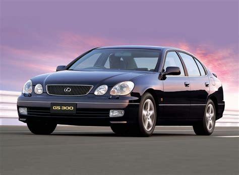 lexus gs 2000 lexus gs 2000 2004 facelift s160 second generation
