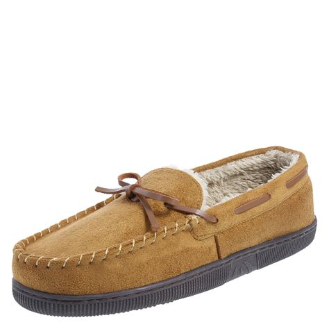 airwalk mens slippers airwalk charles s moc slipper shoe payless