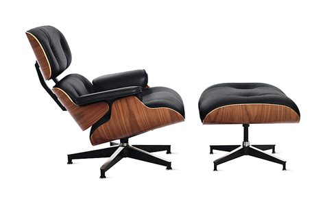 Lounge Chair With Ottoman Design Ideas Eames 174 Lounge Chair And Ottoman Design Within Reach