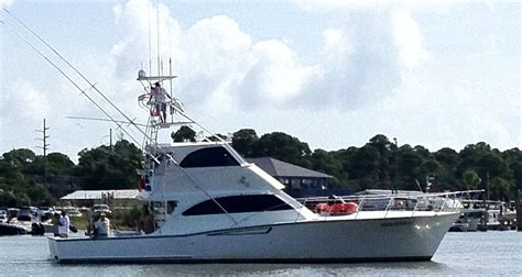 charter boat deliverance capt brian swindle on charter boat deliverance on dauphin