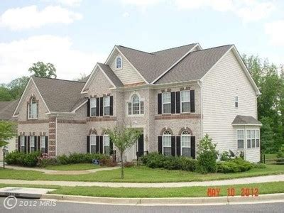 9913 chessington way bowie md 20721 foreclosed home