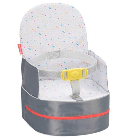 seggiolino rialzo sedia seggiolino rialzo nomade per bambino badabulle neonata