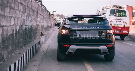 nepal new land rover range rover evoque sd4 evolutionary roving autolife nepal