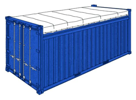 Open Rack Container by Flat Rack Open Top Containers Welcome To Barship