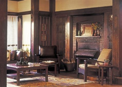 craftsman living room furniture hearthside craftsman living room other by stickley