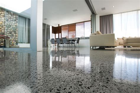 The Advantages of Polished Concrete Flooring   Webfarmer