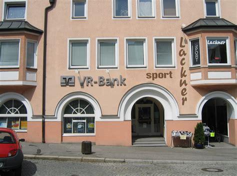 vr bank pocking rechte und finanzen in rotthalmunster infobel deutschland