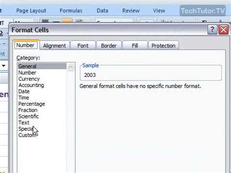 excel 2007 format phone number how to write phone number in excel 2007 excel