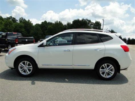 nissan rogue awd light stays on buy used 2012 nissan rogue awd repairable salvage title