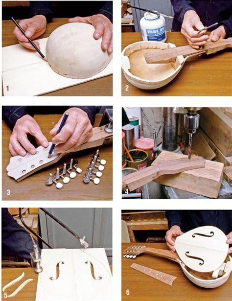 tavola armonica come costruire un mandolino utilizzando una zucca