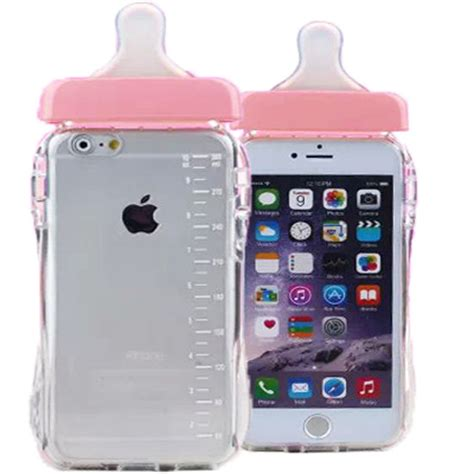 Iphone 6 Plus Iphone 6s Plus 3d 3d baby milk bottle for verizon apple iphone 6 plus 6s plus cover