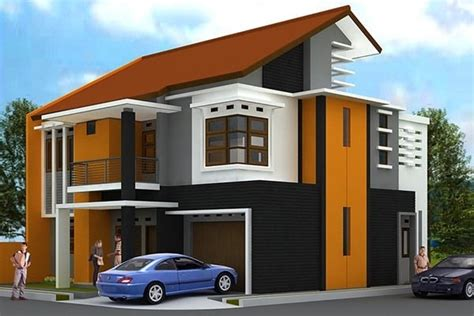 warna rumah kombinasi ciptakan makna seimbang jual beli