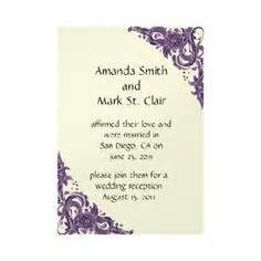 post wedding reception invitation exles 1000 images about wedding reception invitations on wedding reception invitations