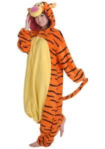 tigger pajama costume winnie pooh costumes disney costumes