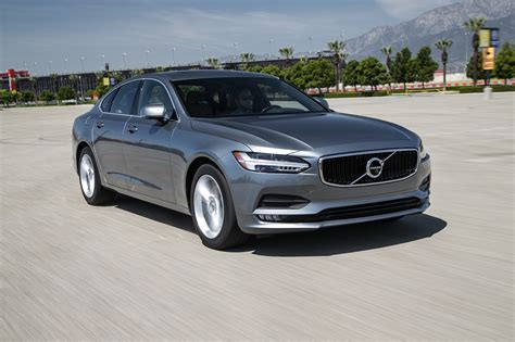 volvo s 2017 volvo s90 t5 test review