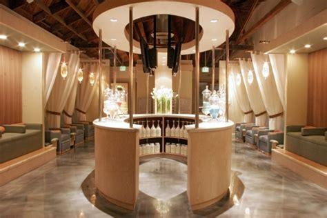 Nail Salon Floor Plan Design recess organic nail spa los angeles ca spa week