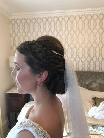 Wedding Hair Up Glasgow by Wedding Hair And Makeup Glasgow Glasgow Wedding Hair