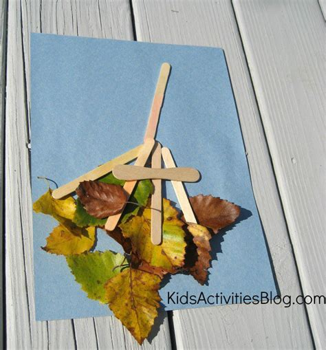 leaf crafts for 20 fall crafts for living well