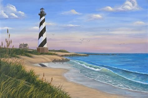 cape hatteras lighthouse outer banks north carolina