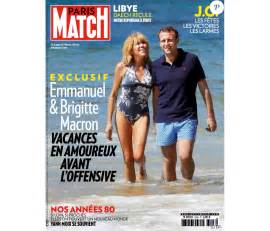 couverture du magazine match en kiosque jeudi 11