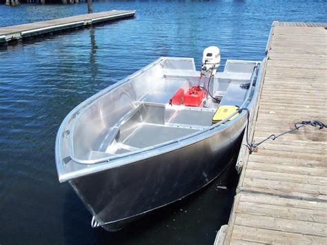 16 foot boat for sale 16 aluminum skiff better boats inc