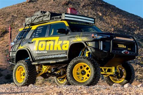 big 4 auto toyota tonka 4runner concept le jouet grandeur nature du