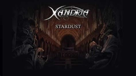 lyrics xandria xandria stardust with lyrics