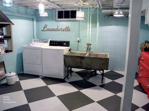 basement laundry room makover idea before and after plus design idea home improvement inspiration