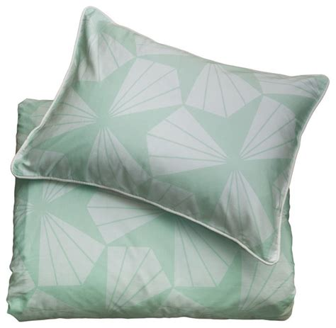 mint green bedding mint green printed bedding set the taylor green modern