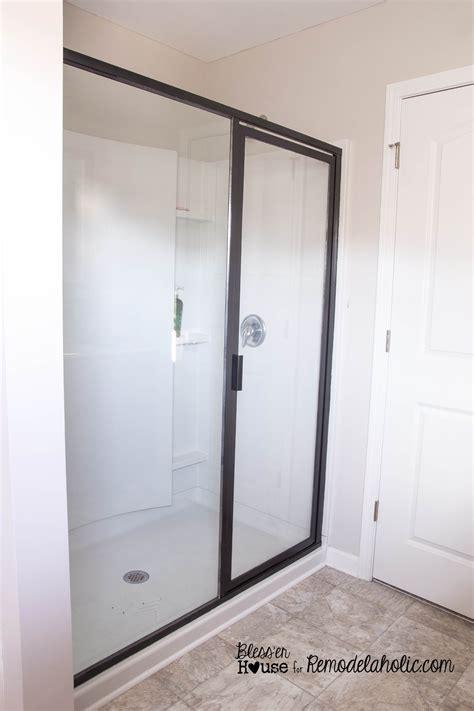 factory window shower door diy industrial factory window shower door